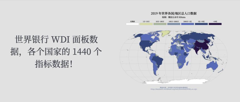 2019 年世界各国人口 & GDP 数据